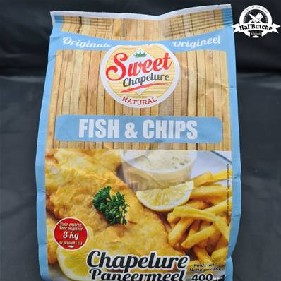 Chaplure Fish & Chips
